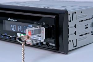 PIONEER DEH-X3950BT วิทยุ/ซีดี ขนาด 1 DIN เสียงชัด ฟังเพลิน ทุกเส้นทาง