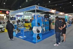 บริษัท ซูเล็ค (ประเทศไทย) จำกัด จัดเต็มทัพ Zulex ในงาน Motor Expo ครั้งที่ 33