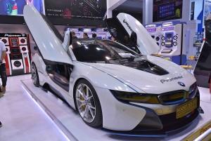 ไปดู Rocket Demo Car สุดเจ๋ง ใน BMW I8 ในงาน Motor Expo ครั้งที่ 33