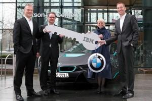 IBM จับมือ BMW