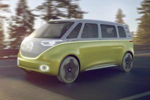 รถตู้ไฟฟ้าจาก Volkswagen