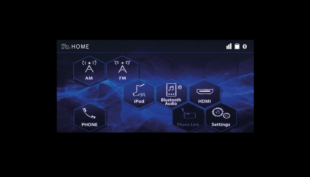 New City_Function_Home Screen
