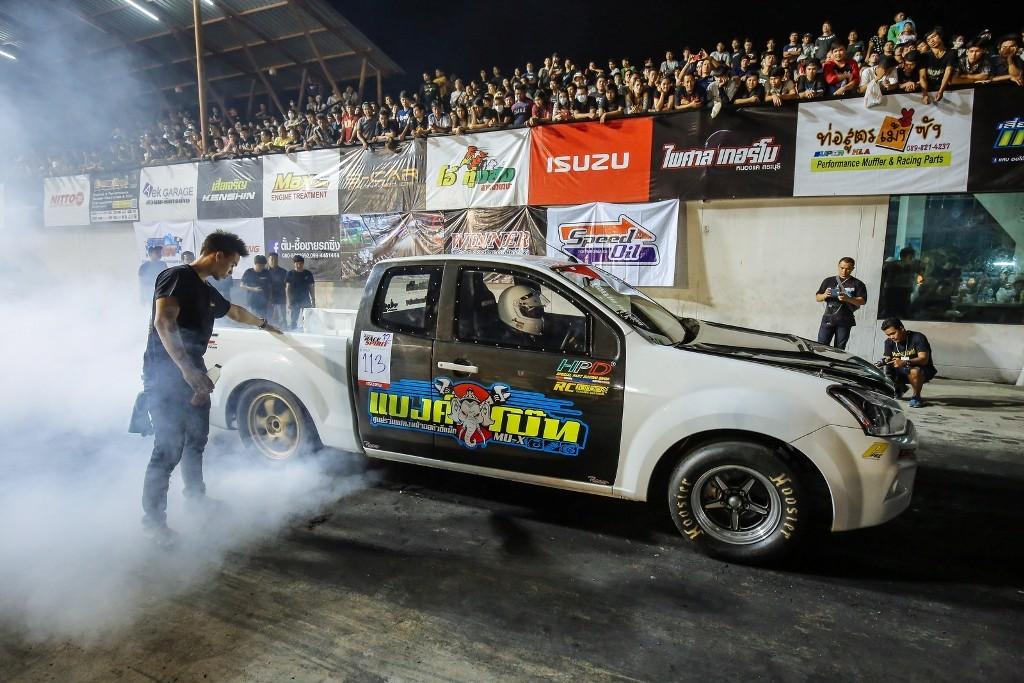 บรรยากาศการแข่งขัน Isuzu Race Spirit 2016 รอบชิงชนะเลิศ