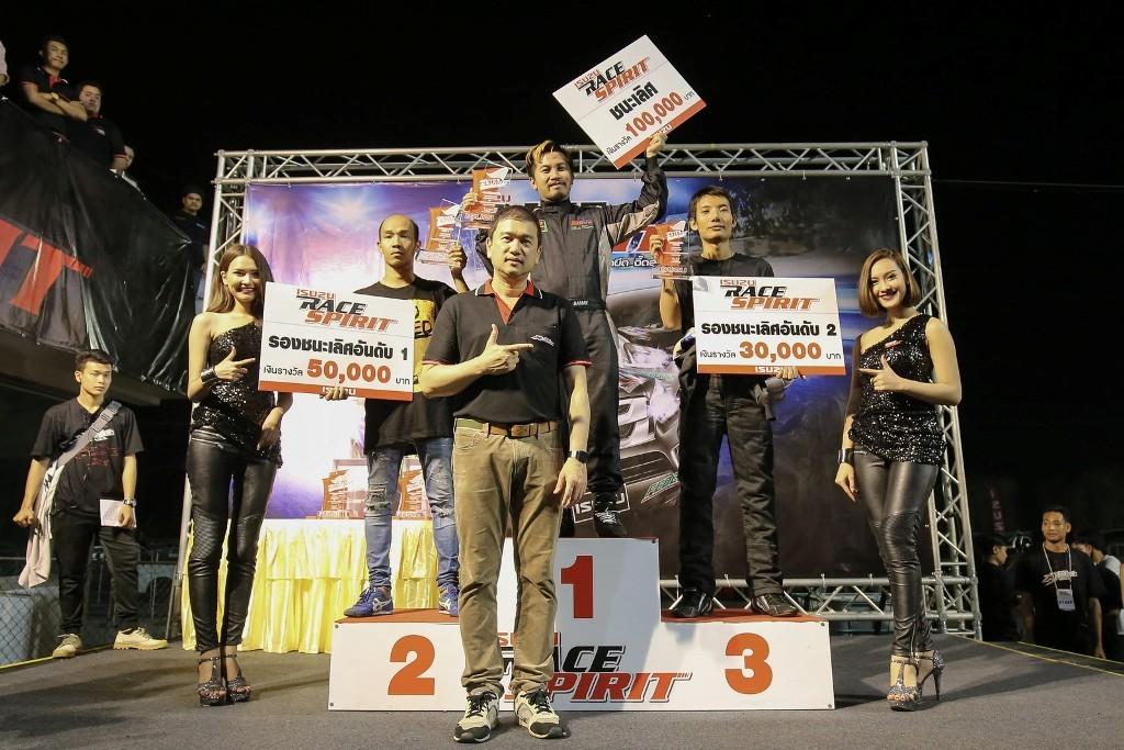 ผู้ชนะเลิศ รุ่น Isuzu D-Max 1.9 Ddi Blue Power