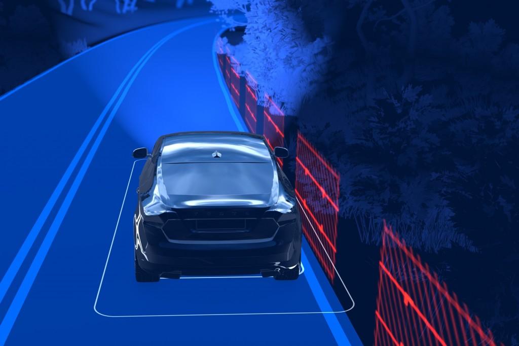Run-off Road Mitigation