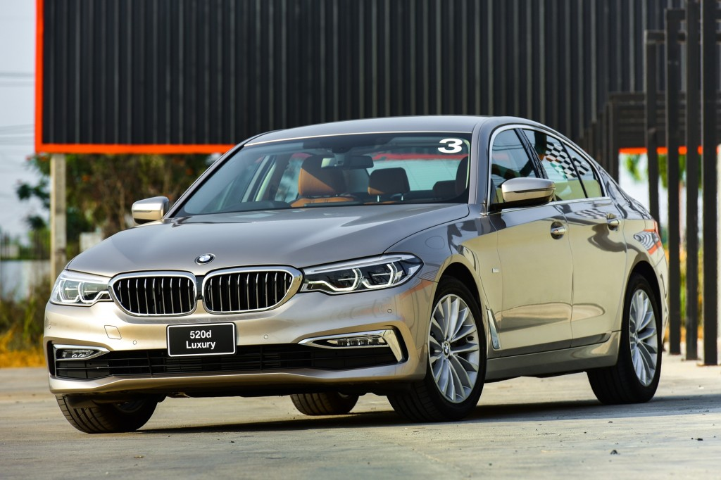 BMW 520d Luxury (13)