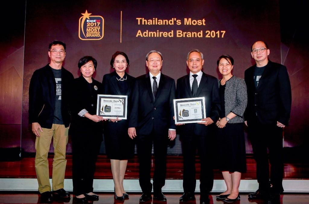 KA Most Admired Brand 1