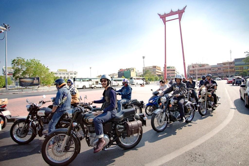 Royal Enfield_Buddy Ride Activity 7