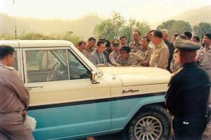 รถยนต์พระที่นั่งในพระบาทสมเด็จพระปรมินทรมหาภูมิพลอดุลยเดช (ตอนจบ)