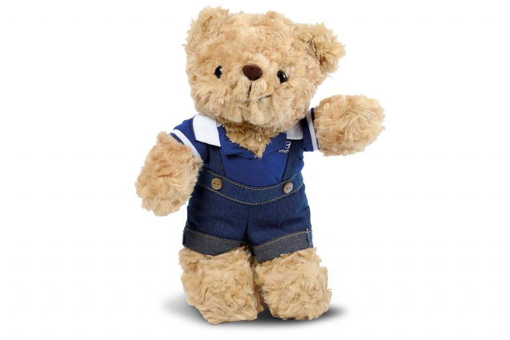 ตุ๊กตาหมีจาก-Hyundai