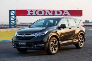 สัมผัสแรก...! Honda CR-V โฉมใหม่ ขุมพลังดีเซล เทอร์โบ ใหม่ 1.6L i-DTEC Diesel 2-Stage Turbocharger