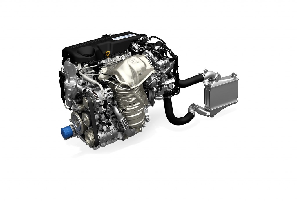 1.6L i-DTEC DIESEL TURBO Engine