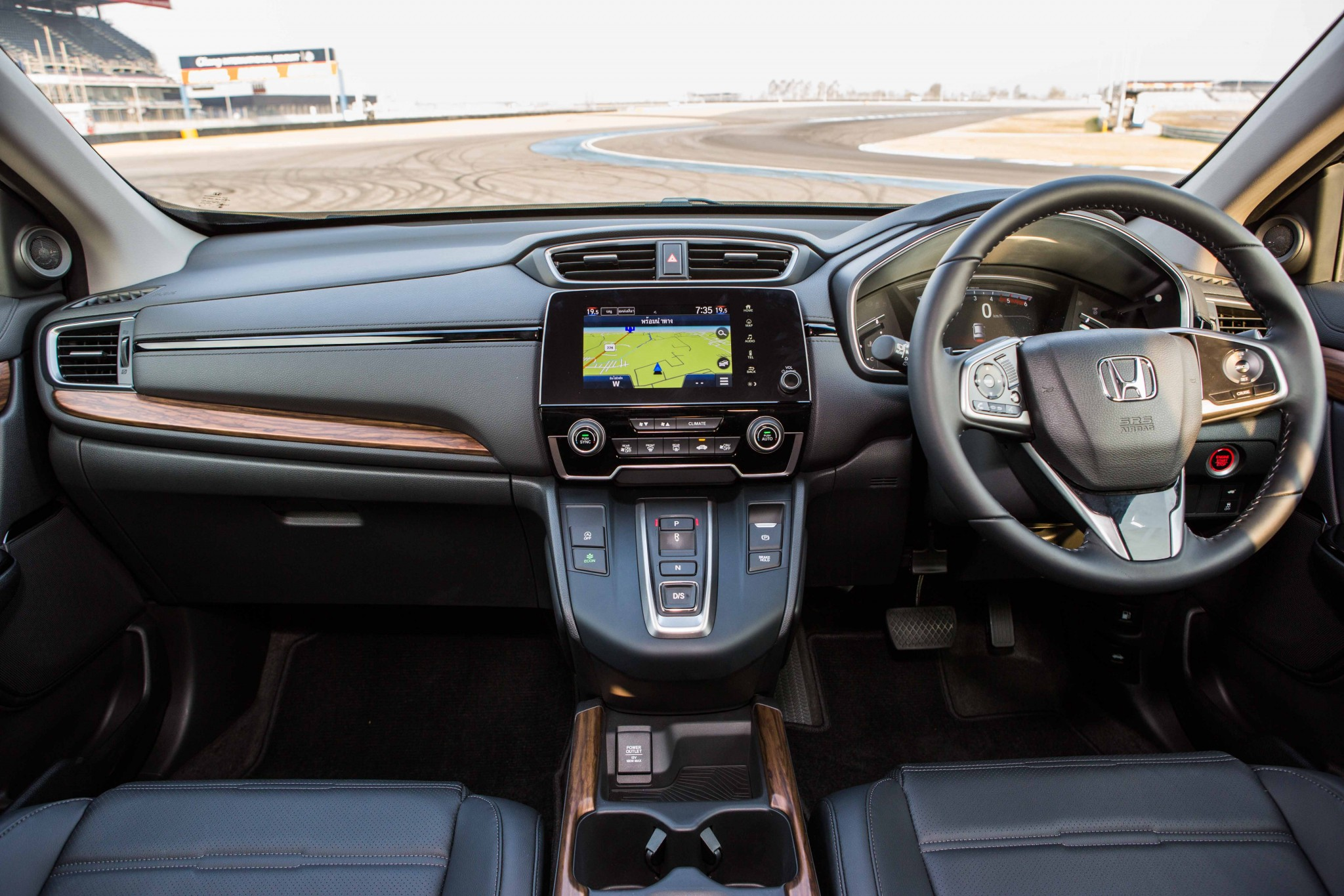 Photos and First Impressions of the Diesel-Powered Honda ...
