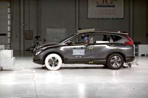 ผลทดสอบชน Honda CR-V ใหม่