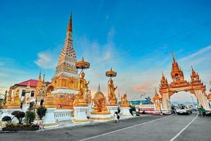 (ตอน) ไปนมัสการพระธาตุพนมตอนมาฆบูชา