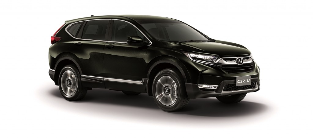 All-new Honda CR-V (4)_Front