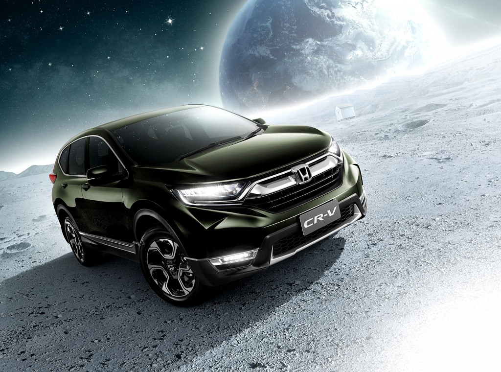 All-new Honda CR-V_Front Cover