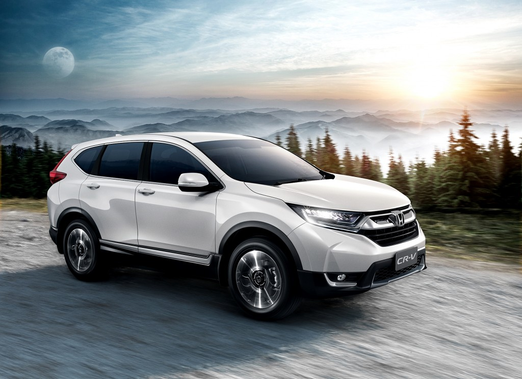 All-new Honda CR-V_Petrol