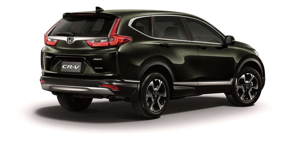 All-new Honda CR-V_Rear