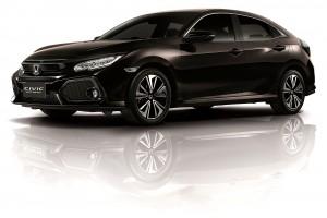 จัดไป Honda Civic Hatchback ราคา 1,169,000 บาท !!
