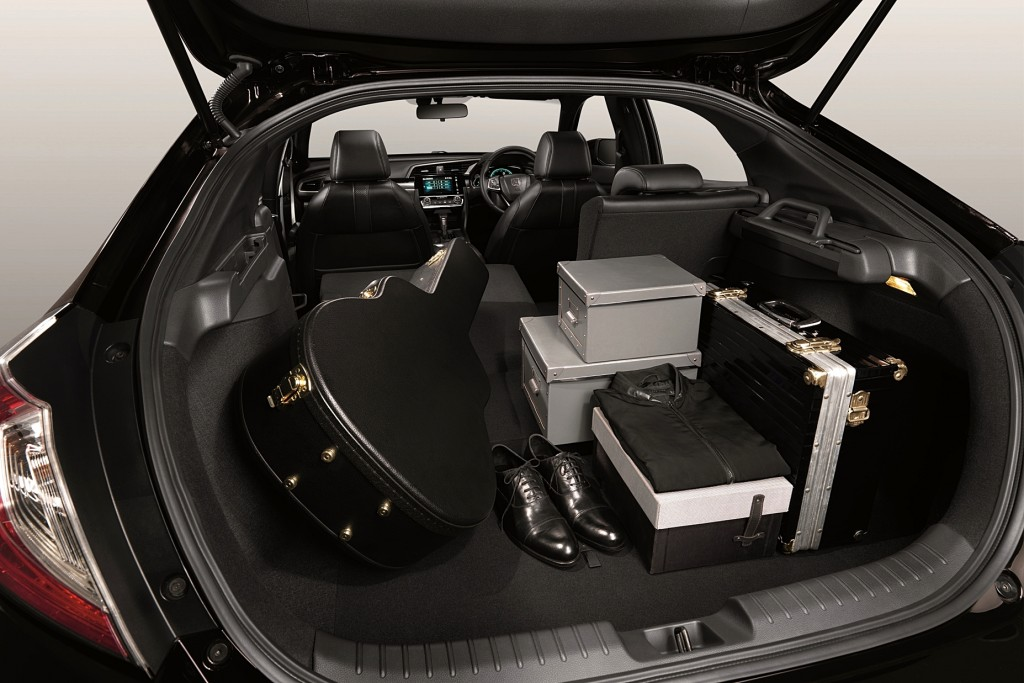 Civic Hatchback_Trunk