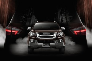 THE NEW ISUZU MU-X