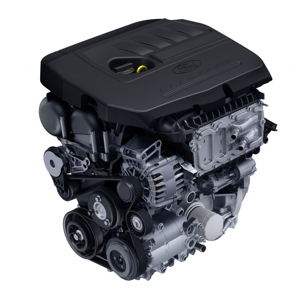 EcoBoost Turbo 1.5L Engine