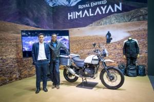 รอยัล เอนฟีลด์ เปิดตัว หิมาลายัน ที่สุดของรถจักรยานยนต์เพื่อการผจญภัย ในงาน มอเตอร์โชว์ ครั้งที่ 38