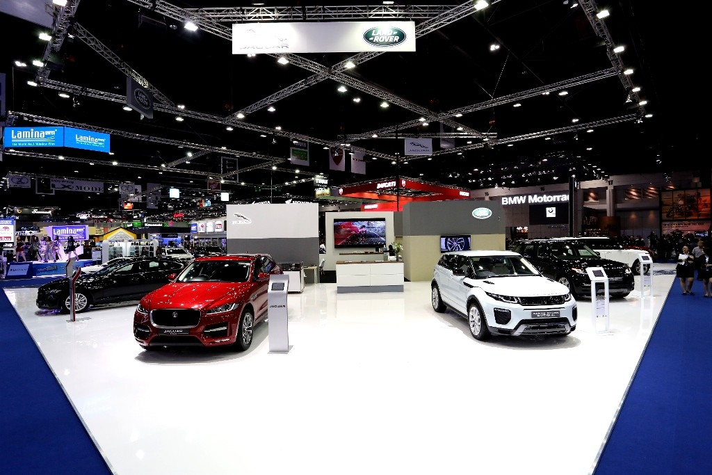 Inchcape brings top cars to Motor Show  (12)