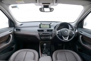 ผลทดสอบ ระบบเสียง OEM ใน BMW X1