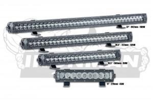 ไฟแอลอีดี IRONMAN 4x4 รุ่น LED LIGHT BARS