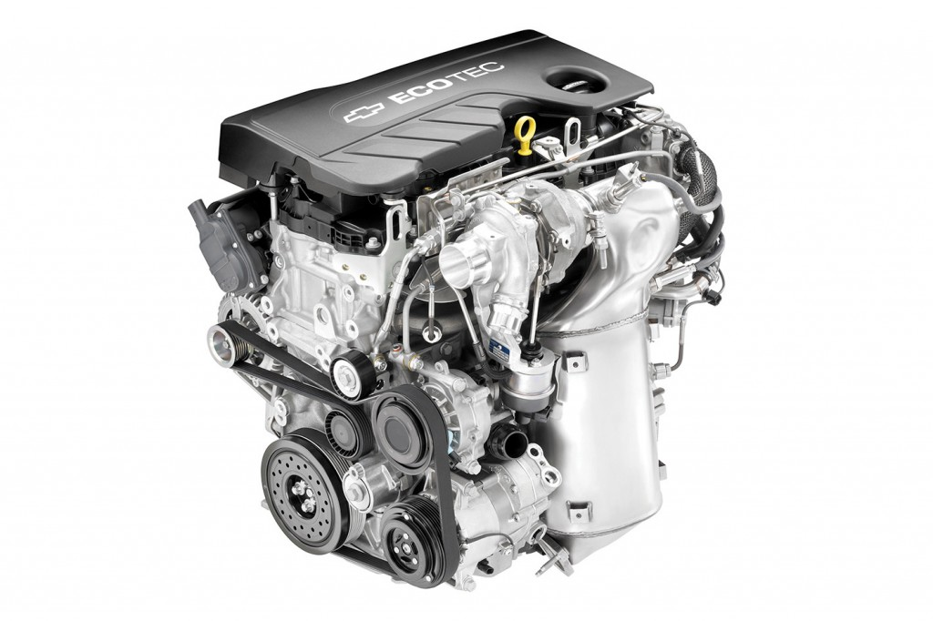 1.6L I-4 Turbo Diesel (LH7) for Chevrolet Cruze