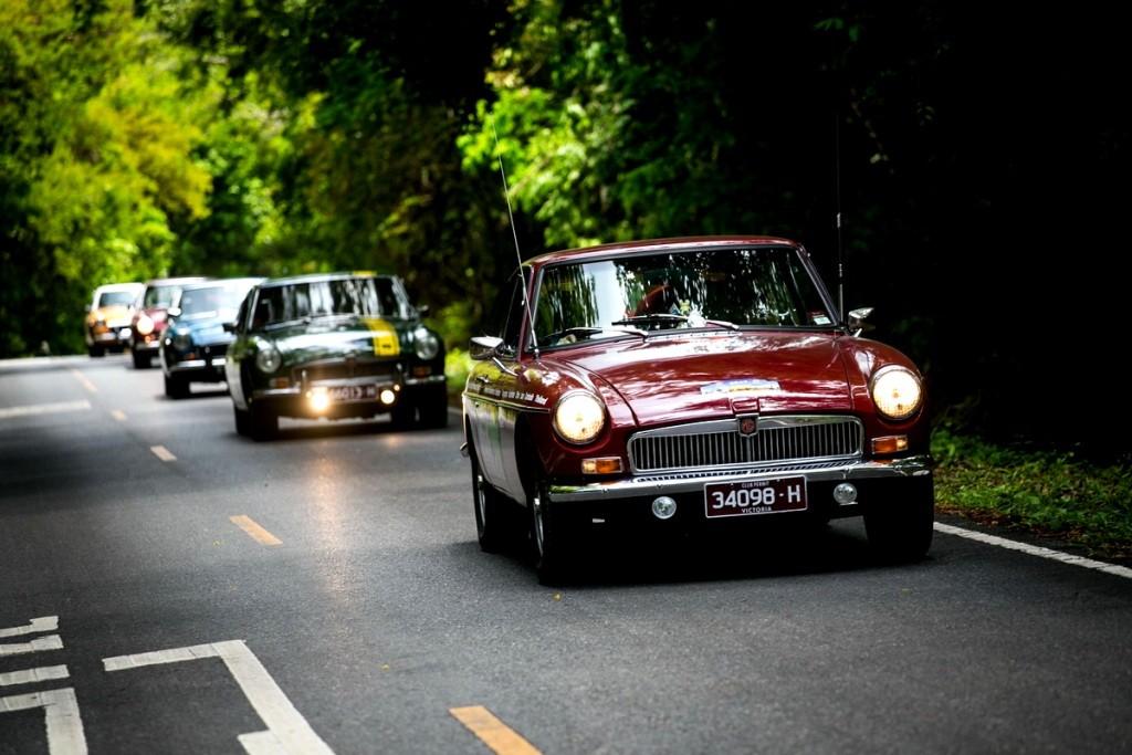 MG Classic car_01