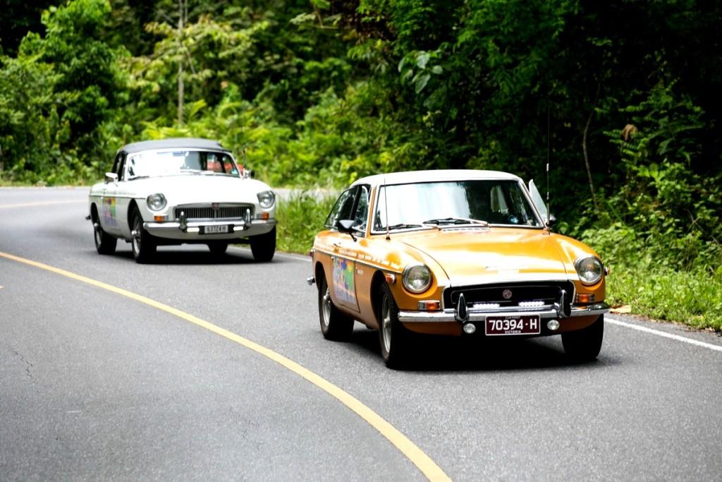 MG Classic car_02