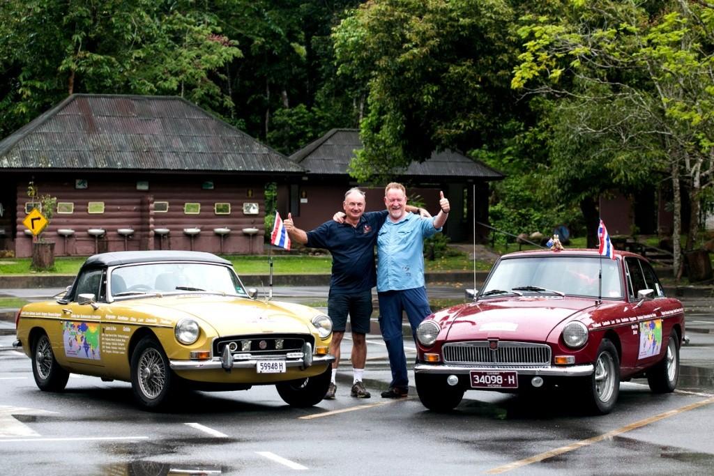 MG Classic car_07