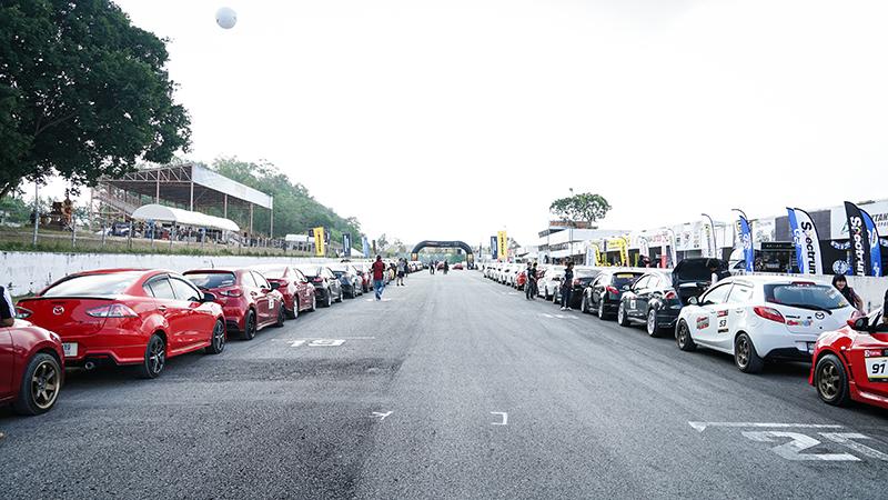 Mazda Motorsport day 2017  (4)