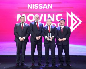 2.Nissan Best of the Best Award