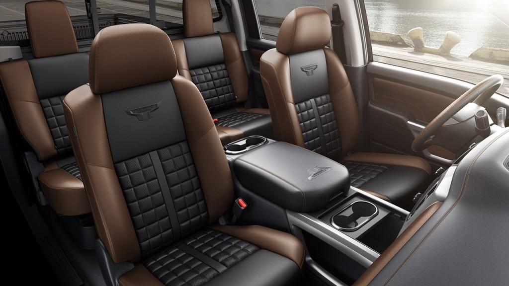 2017-nissan-titan-xd-platinum-interior-brown-leather-original
