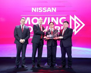 3.Nissan Retail Environmental Design Initiative Award