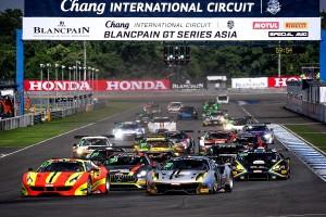 ศึก Blancpain GT Series Asia งานแข่งรถระดับโลก ท้าทายความสามารถนักแข่งไทย !!