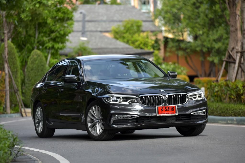 BMW 520d Luxury 3