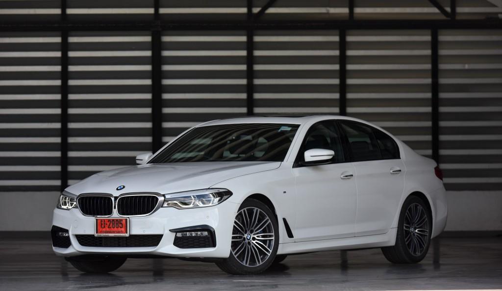 BMW 530i M Sport (2)