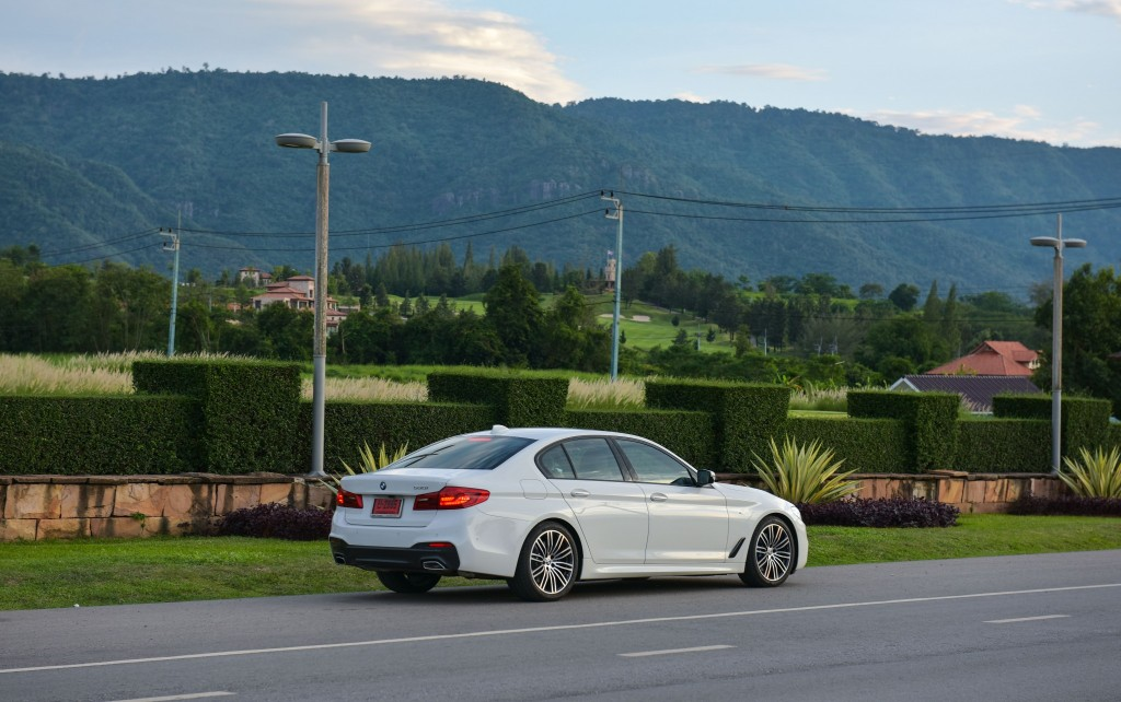 BMW 530i M Sport (21)