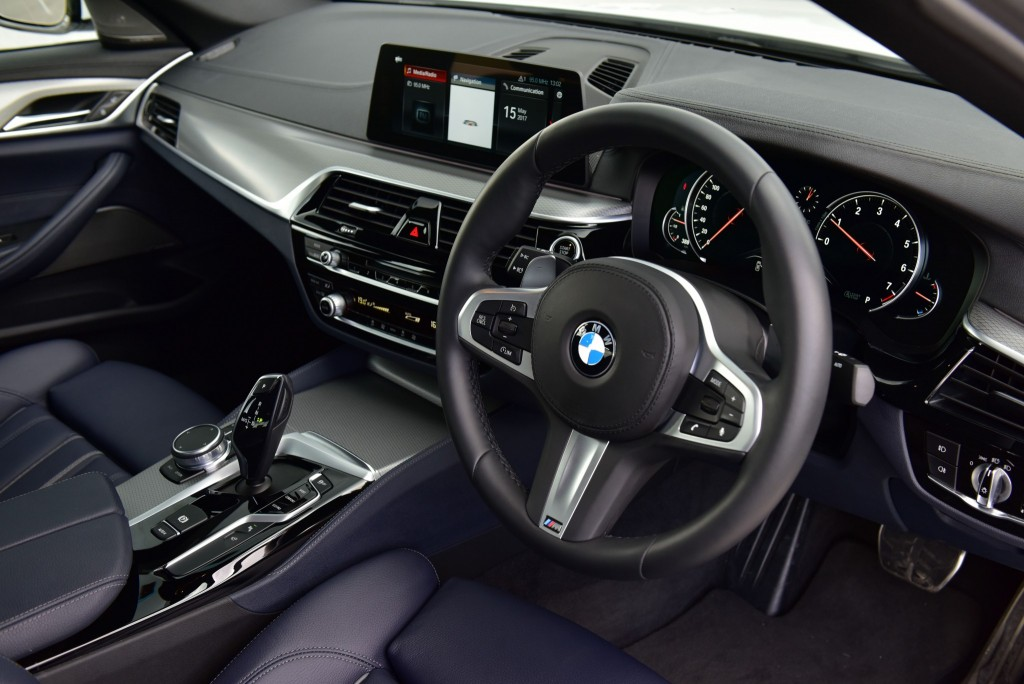 BMW 530i M Sport43