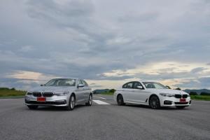 ทดลองขับ BMW 520d LUXURY/530i M SPORT