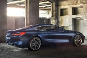 BMW 8 Series Concept ตำนานสปอร์ทตัวธงกำลังจะกลับมา !