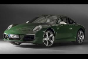 1,000,000 คัน !! กับตำนานของ Porsche 911 Carrera