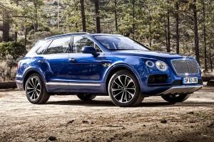 Bentley Bentayga สุดยอดเอสยูวีหรู สมรรถนะดุดันกับเครื่องยนต์ W12 สนนราคาที่ 24,500,000 บาท