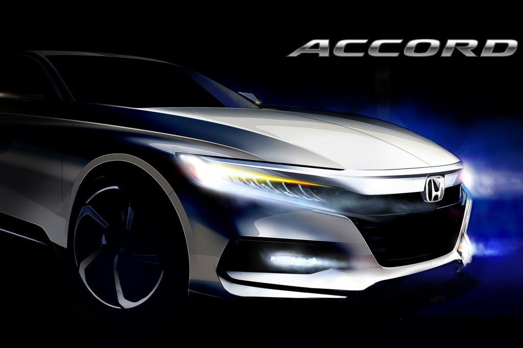 Honda Accord รุ่นใหม่ เตรียมเผยโฉมรถต้นแบบในเดือนหน้า !!