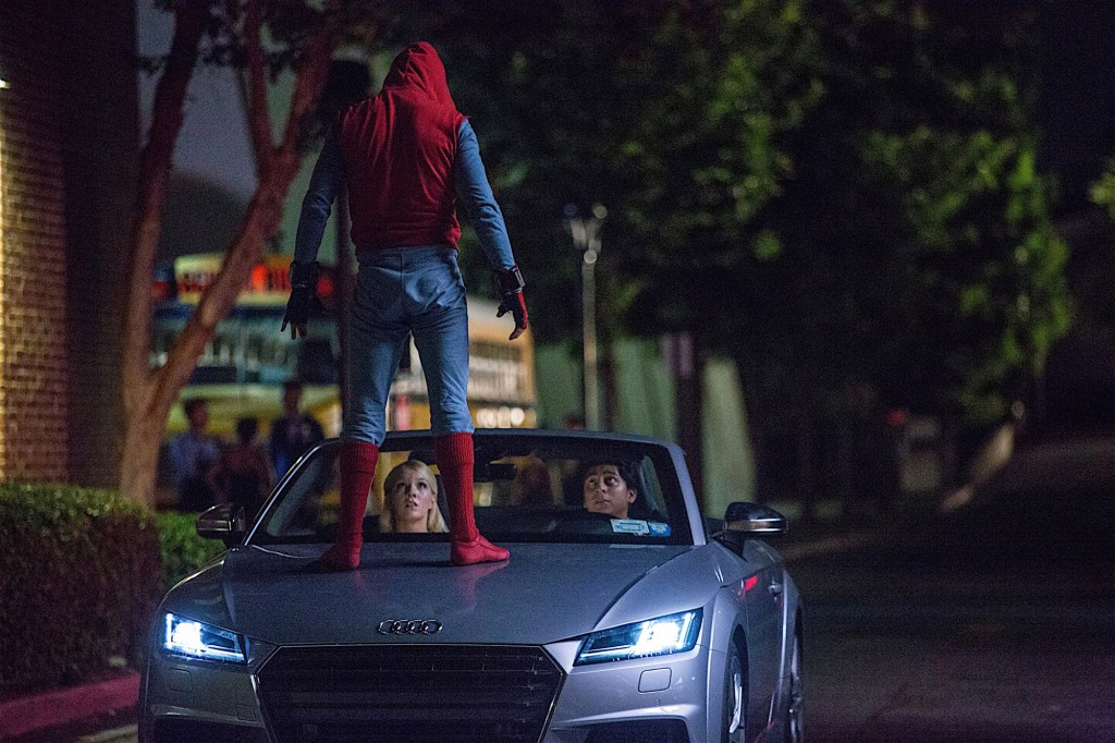 Audi เข้าฉาก Spider-Man